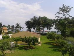 E Gravana, Praia Lagarto,, São Tomé