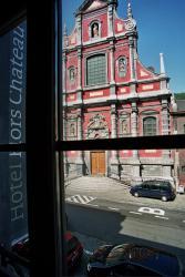 Hotel Hors Chateau, Rue Hors Chateau 62, 4000, Liège