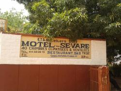 Motel Sevare, Route nationale, Sévaré,, Mopti