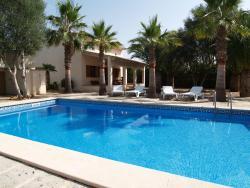 Villa Entrada, Ctra Col. St Jordi, 07630, Campos