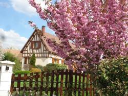 Chambres d'Hôtes Au Temps Des Cerises, 924 Route Du Mesnil, 76480, Jumièges