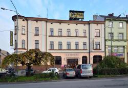 Hotel Central, Nadrazni 16/10, 73701, Český Těšín