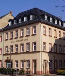 Hotel Goldener Löwe, Niedermarkt 42, 04736, Waldheim