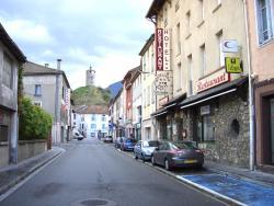 Hostellerie de la Poste, 16 avenue Victor Pilhes, 09400, Tarascon-sur-Ariège