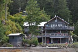 Rugged Point Lodge, General Delivery, V0P 1J0, Kyuquot