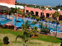 Hôtel Jnane Ain Asserdoune, Km 4,5 Ouled Yaich, N8, 23000, Oulad Yaïch
