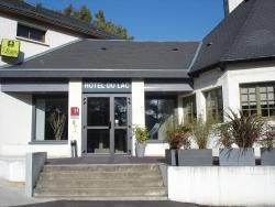 Hotel-Restaurant Du Lac, 6 Avenue Du Lac, 37300, Joue-les-Tours