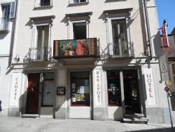 Garni Bar Sport, Piazzetta Luigi Fontana 2, 6850, Mendrisio