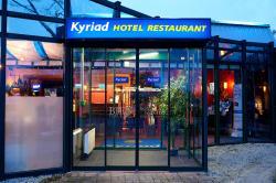 Kyriad Reims Est - Parc Expositions, 12 Rue Gabriel Voisin, 51100, Reims