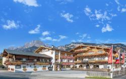 Familotel St. Johanner Hof, Innsbrucker Str. 2, 6380, Sankt Johann in Tirol