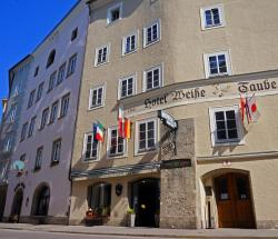 Altstadthotel Weisse Taube, Kaigasse 9, 5020, Salisburgo