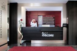 4-Länder-Hotel Deutschmann, Rheinstraße 83A, 6900, Bregenz