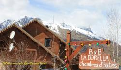 B&B La Borella Casa Conti, Pied du Grand Parcher, 05290, Vallouise