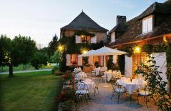 """Hotel La Métairie - Chateaux et Hotels Collection, Lieu-dit """"Millac"""", 24150, Mauzac-et-Grand-Castang"""