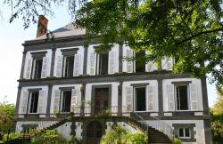 Chambres d'hôtes Manoir de la Manantie, 5 Rue Georges Clemenceau, 63190, Lezoux