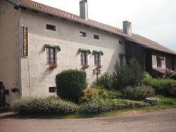 Auberge de la Motte, 2 rue du  8 mai, 25500, Les Combes