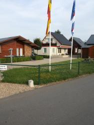 Chalet La Meuse, Leeuwerikstraat 86, 3680, マースアイク