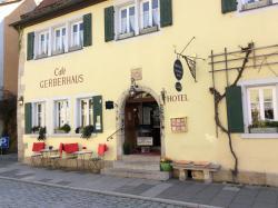 Hotel Gerberhaus, Spitalgasse 25, 91541, Rothenburg ob der Tauber