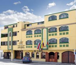 Hotel El Lago, Km 1 Vía Piscinas Termales, 150440, Paipa