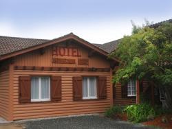 Hotel La Cabane, 42 Route De Bordeaux, 33830, Belin-Beliet