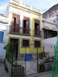Quarto & Café da Leid, Ladeira Frei Orlando, 7, 20230-000, Rio de Janeiro