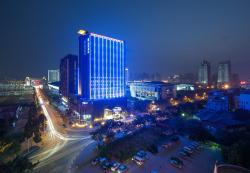 Ganzhou Lenoble Hotel, No. 3 Zanxian Road, Zhanggong, 341000, Ganzhou