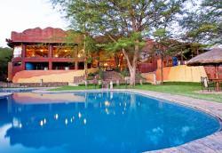 Serengeti Sopa Lodge, Serengeti Park,, Banagi