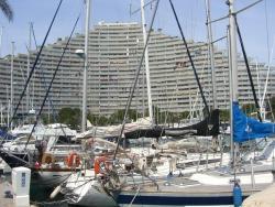Baie des Anges Apartment, Residence Le Baronnet 1001, Avenue de la batterie, 06270, Villeneuve-Loubet