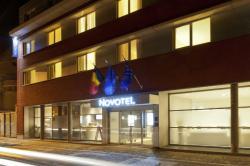 Novotel Ieper Centrum, Sint Jacobsstraat 15, 8900, Ypres