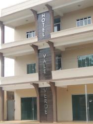 Hotel Vale Verde, Rua E  n713 Bairro Cidade Nova, 68515-000, Parauapebas