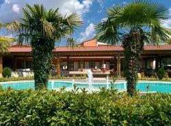 Hotel Villa d'Evoli, c.da Lacone, 22, 86010, Castropignano
