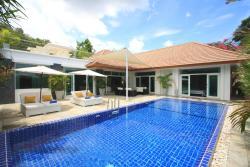 Phu Montra Luxury Sea View Pool Villa, Phu Montra Village (C 5),Hua Hin Road.,Soi 126, Amphur Hua Hin, 77110, Khao Tao
