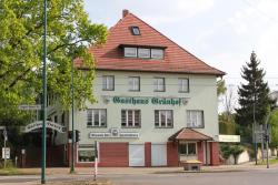 Gasthaus & Hotel Grünhof, August-Bebel-Str. 54, 15234, Frankfurt/Oder