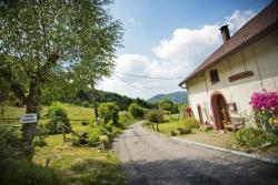 Ferme auberge à la colline, 23 route du Grébiay, 88360, Ferdrupt