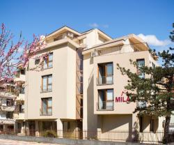 Hotel Milan, 10 Treti Mart Str, 8290, Primorsko