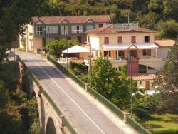 Logis Hotel Restaurant du Pont, La Moulinquié, 81340, Ambialet