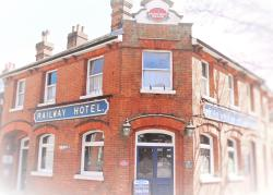 Railway Hotel, Preston St, ME13 8PE, Faversham