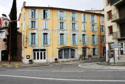 Hôtel l'Aiglon, 1 rue de provence, 04000, Digne-les-Bains