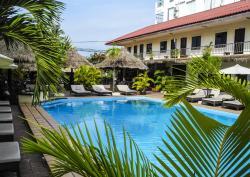 Beach Club Resort, 23 Tola Street,  Sihanoukville