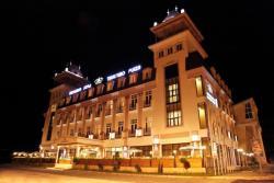 Tskaltubo Plaza Hotel, Rustaveli Street 15A, 5400, Tskaltubo
