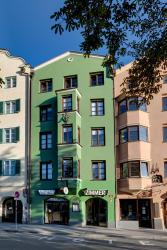 Cityhotel Schwarzer Bär Innsbruck, Mariahilfstraße 16, 6020, Innsbruck