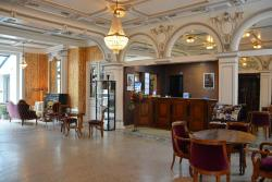 Qualys-Hotel Terminus, 19, avenue Alphonse Baudin, 01000, Bourg-en-Bresse