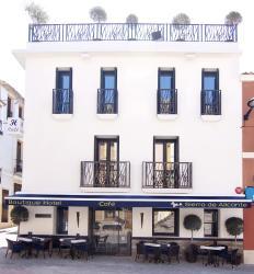 Boutique Hotel Sierra de Alicante, Placa de l'ajuntament 13, 03111, Busot