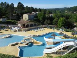 Odalys Résidence Club Les Hauts De Salavas, Route De Barjac, 07150, Salavas