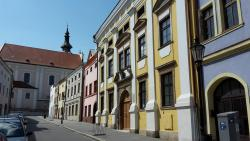 Apartment Jewish, Moravcova 259, 767 01, Kroměříž