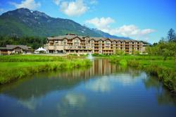 Executive Suites Hotel and Resort, Squamish, 40900 Tantalus Road, V8B 0R3, Squamish