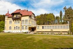 Hotel Zamecek Kaplice, Mostky 28, 38241, Kaplice