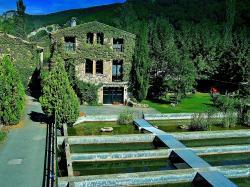 La Fabrica Casa Rural, Av Bedoga-Camí de Naens, 25514, Senterada