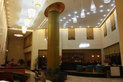 Weihai Times Business Hotel, No. 132 Middle Qingdao Road, 122222, Weihai