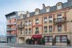 Hotel Le Pelican, 42 avenue Marechal Leclerc, 08000, Charleville-Mézières